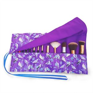 Brush Roll (Pigeon Purple)