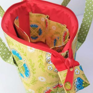 Retreat Bag (Yellow & Green)