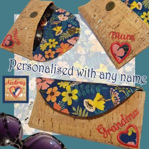 Personalised Glasses Case