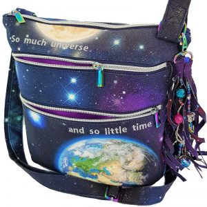 Cross-body organiser bag (Galaxy)