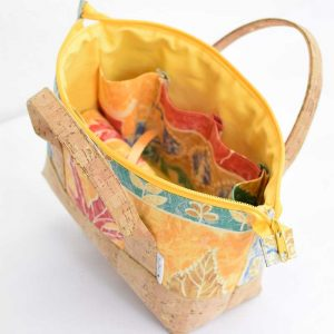 Retreat Bag (Up-Cycled Fabrics)