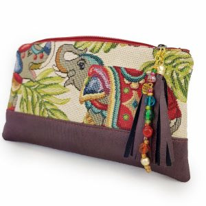 Accessory pouch (Elephants)